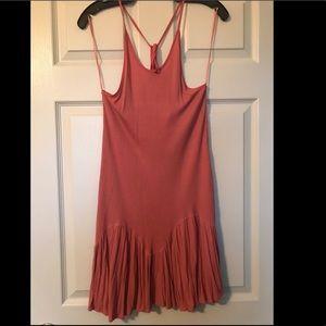 Zara Mauve summer dress